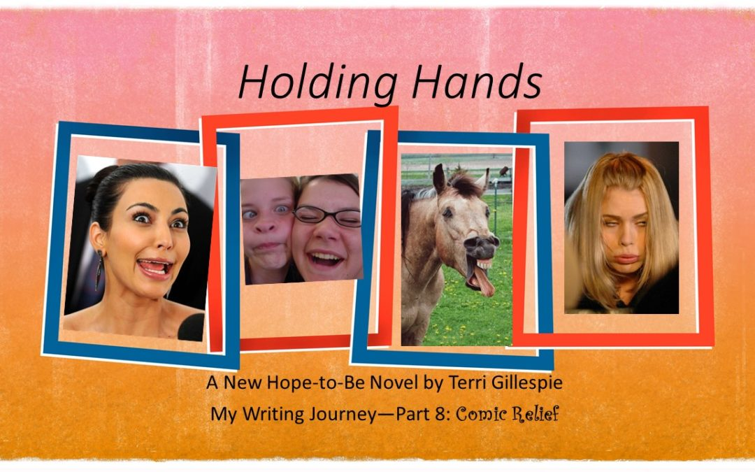 Book Journey: Holding Hands, Part 8