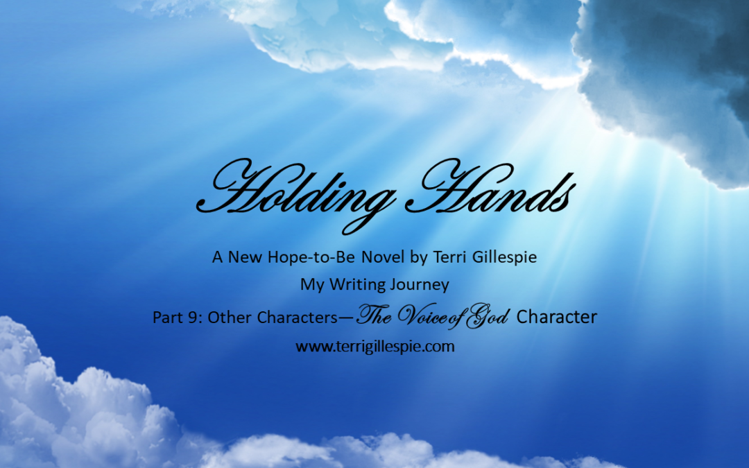 Book Journey: HOLDING HANDS