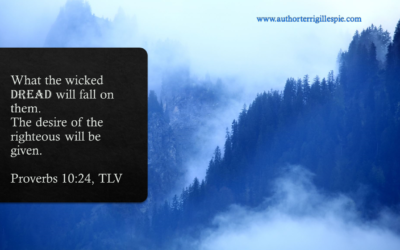 Wisdom's Journey: Proverbs 10:24