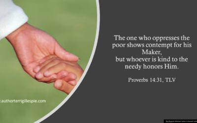 Wisdom's Journey: Proverbs 14:31