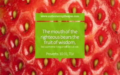 Wisdom's Journey: Proverbs 10:31