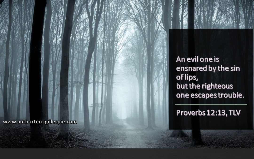 Wisdom's Journey: Proverbs 12:13