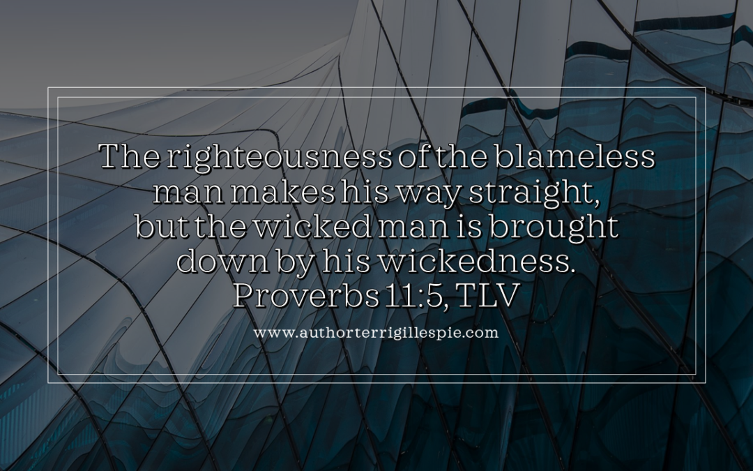 Wisdom's Journey: Proverbs 11:5