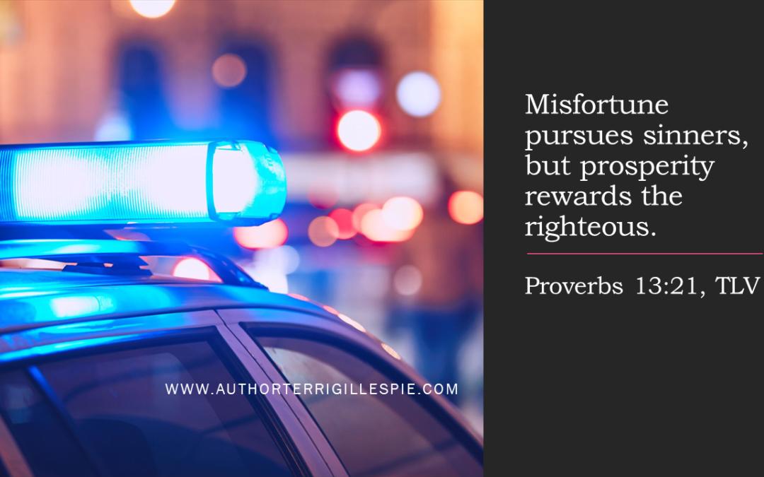 Wisdom's Journey: Proverbs 13:21
