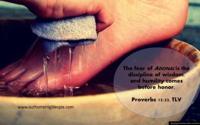 Wisdom's Journey: Proverbs 15:33
