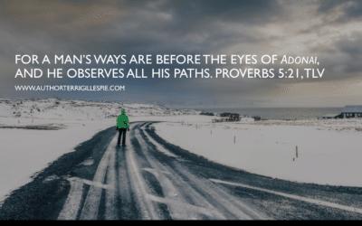 Wisdom's Journey: Proverbs 5:21