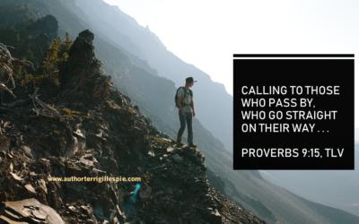 Wisdom's Journey: Proverbs 9:15