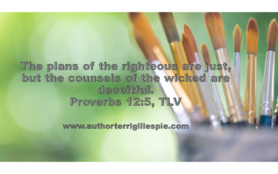Wisdom's Journey: Proverbs 12:5