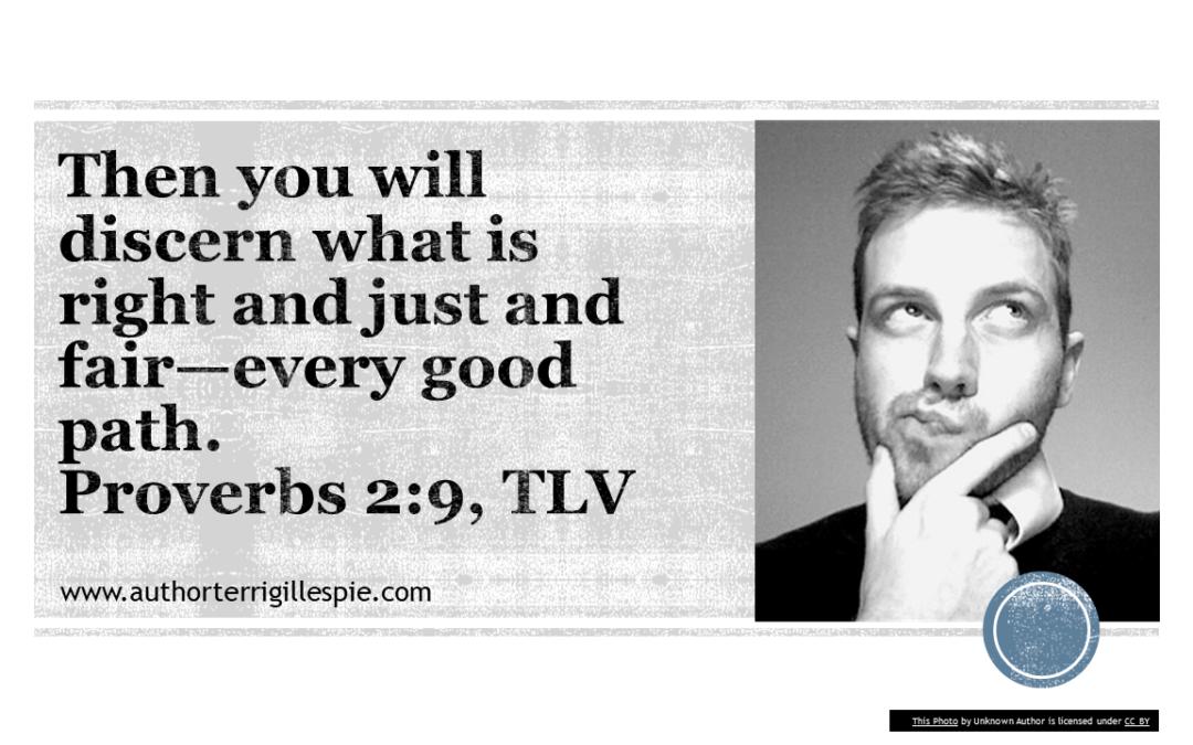 Wisdom's Journey: Proverbs 2:9