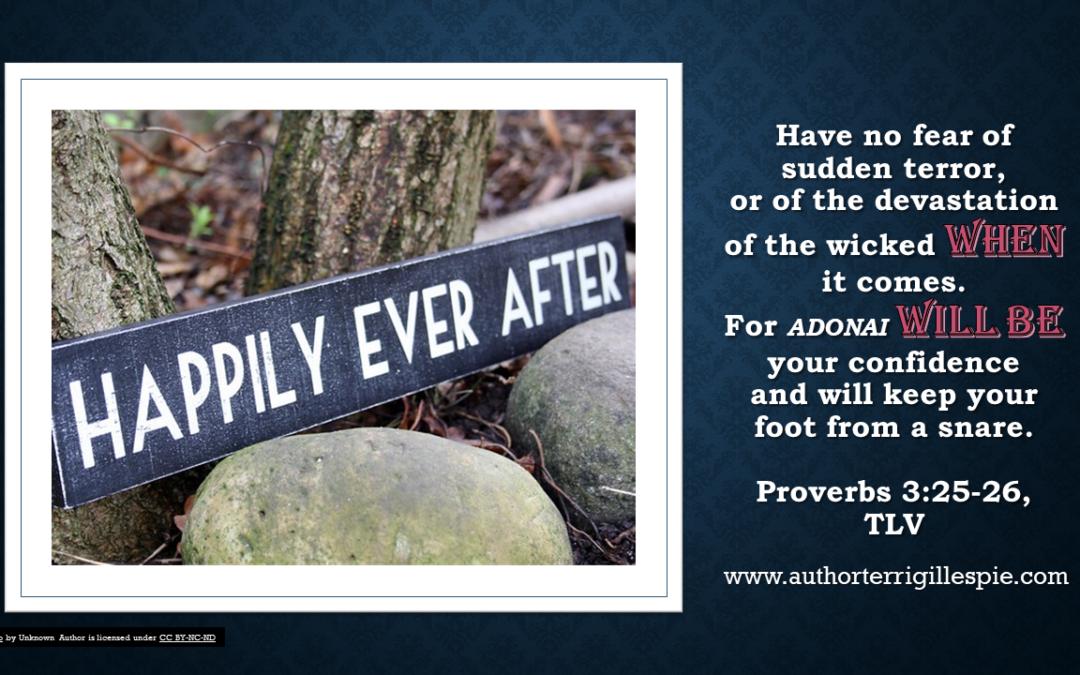Wisdom's Journey: Proverbs 3:25-26
