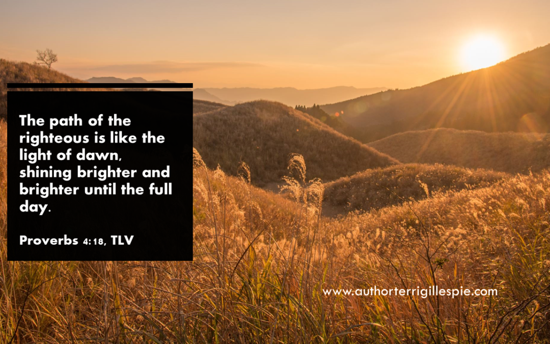 Wisdom's Journey: Proverbs 4:18