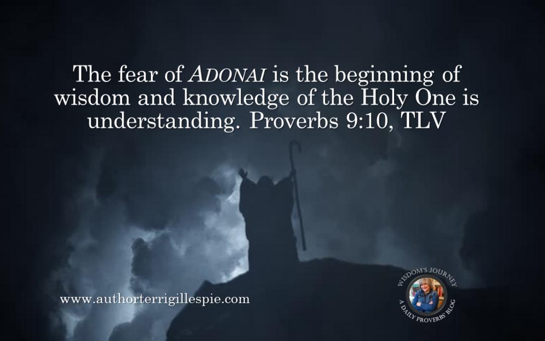 Wisdom's Journey: Proverbs 9:10