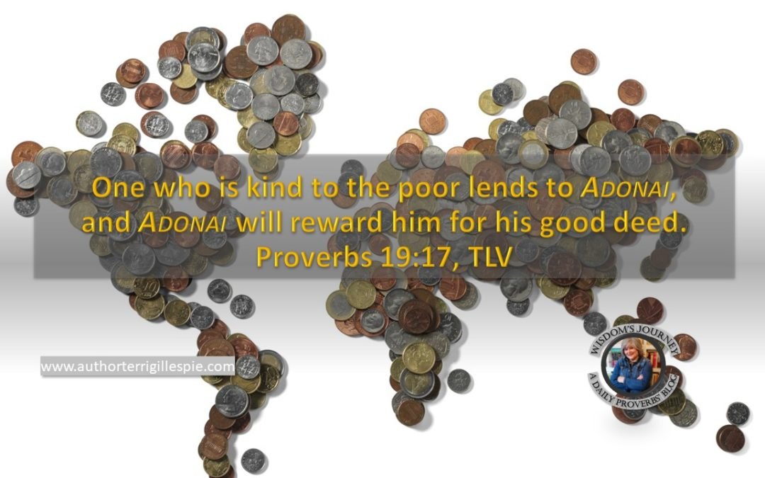 Wisdom's Journey: Proverbs 19:17