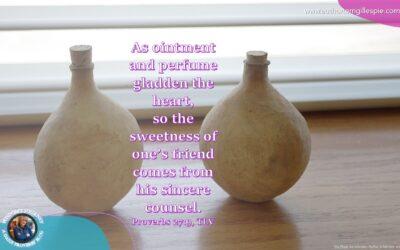Wisdom's Journey: Proverbs 27:9