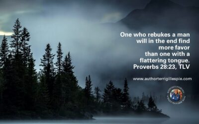 Wisdom's Journey: Proverbs 28:23