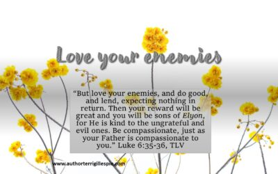 Daily Touch: Love your enemies