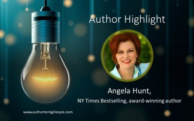 Author Highlight: Dr. Angela Hunt, NY Times Bestseller