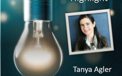 Author Highlight: Tanya Agler, Award-Winning, Harlequin Author