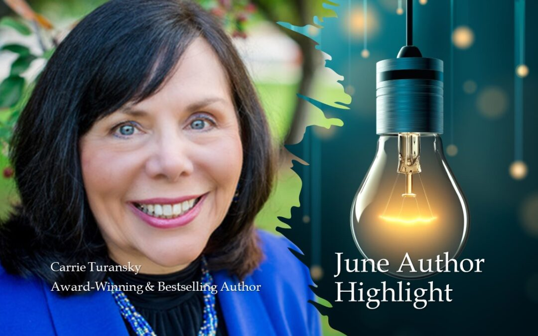June Author Highlight & Giveaway with Carrie Turansky