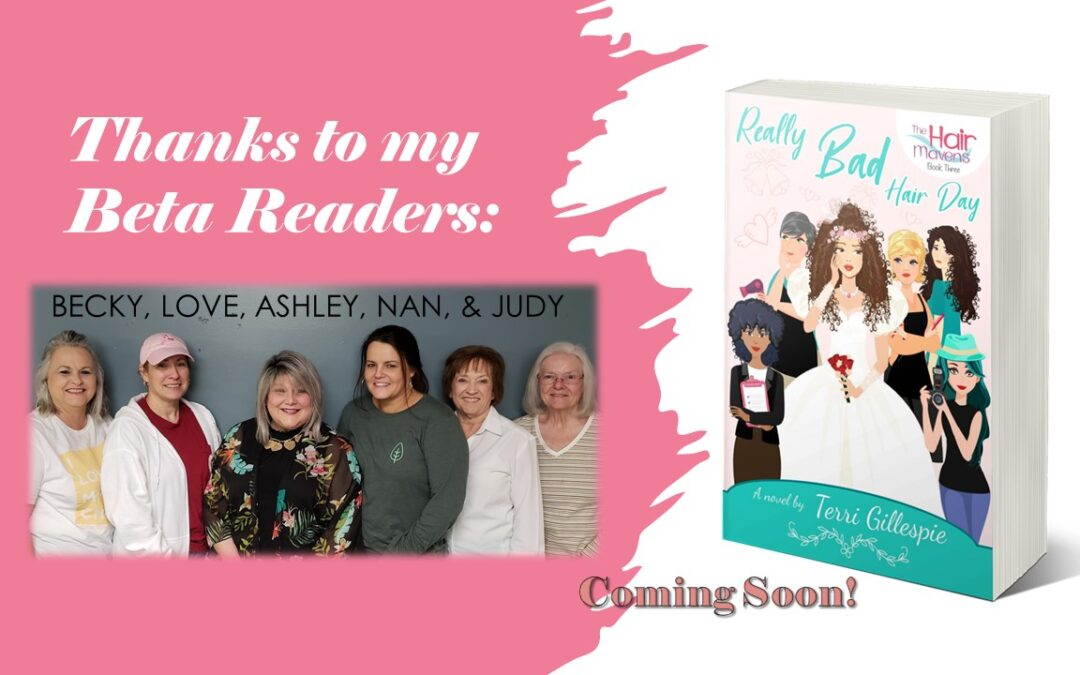 Author's Journey: HAIR MAVENS ARE BACK!