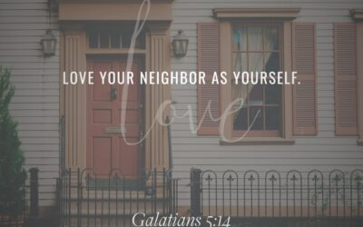 Daily Word: Galatians 5:14