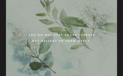 Daily Word: Micah 7:18