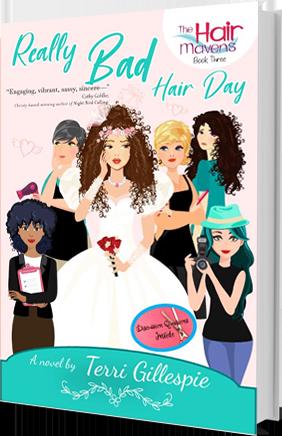 Terri Gillespie - A Really Bad Hair Day